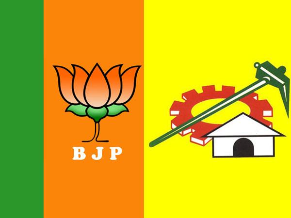 TDP-BJP alliance