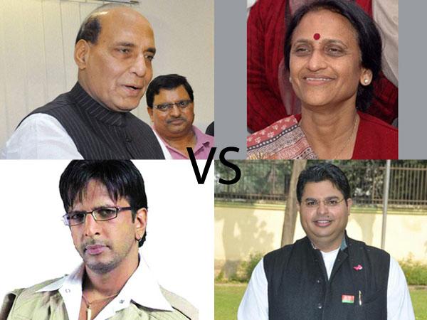 Rajnath Singh vs Rita Bahuguna Joshi