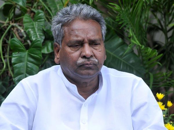 Union minister Samabasiva Rao resigns