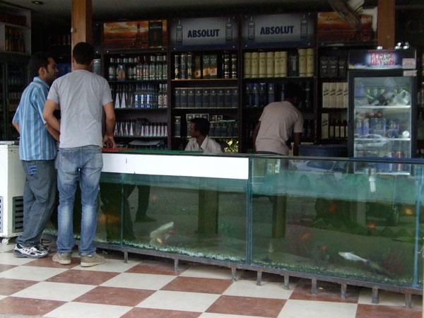 Liquor shops to be closed on poll eve