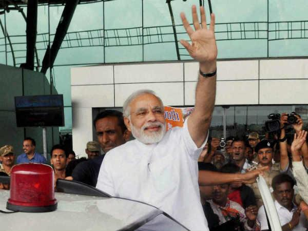 Man to fight 159th election against Modi