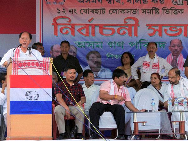 Assam, Tripura gear up for 1st phase