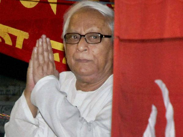 RSS, corporate media together projecting Modi: Buddhadeb