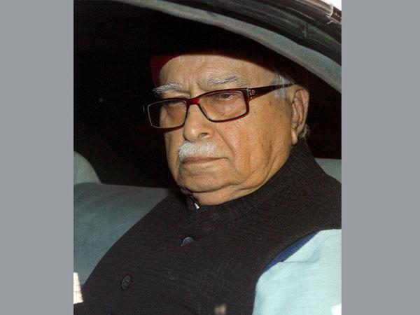 LK Advani denies any rift over his seat