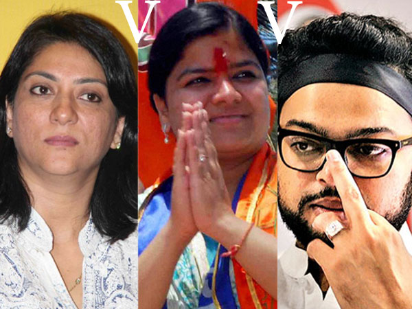 Priya Dutt versus Poonam Mahajan