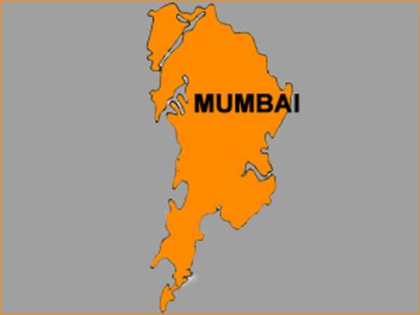 Mumbai map