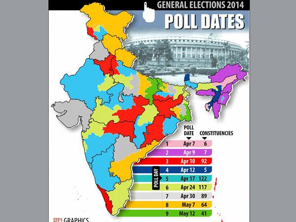Polls start in northeast states