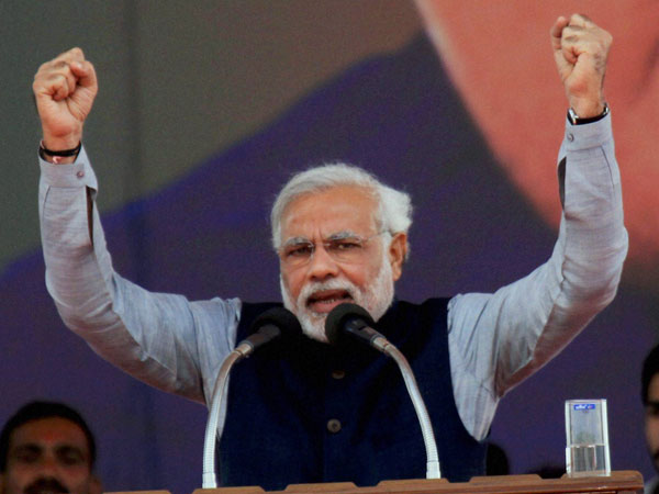 We will provide good governance: Modi