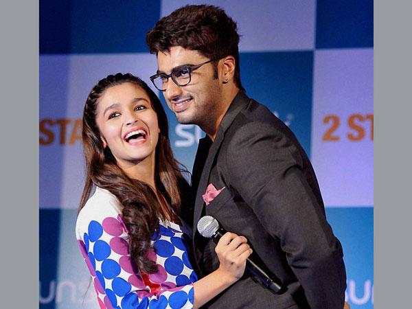 Arjun, Alia