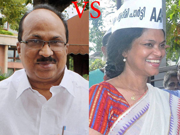 Top contests of 2014: KV Thomas versus Anita Pratap