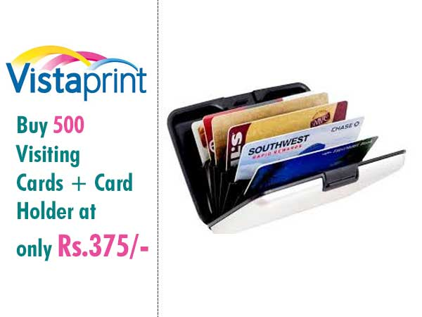 Vistaprint Deal