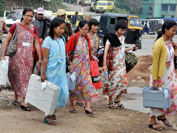 Arunachal goes to LS