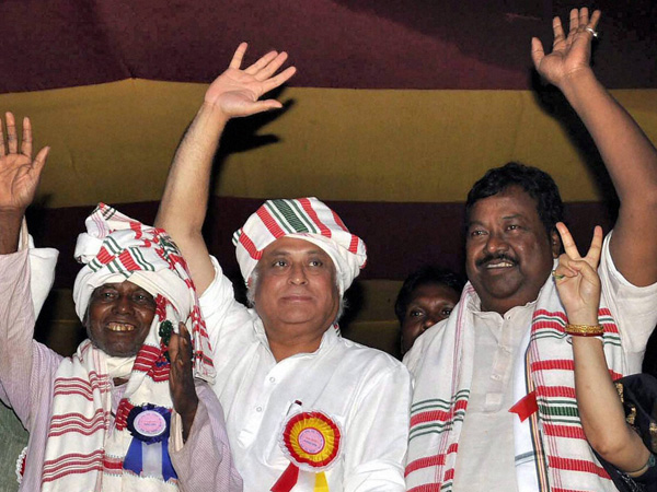 Ramesh to campaign in Telangana