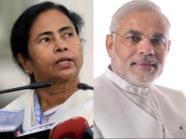 TMC hits back at Modi