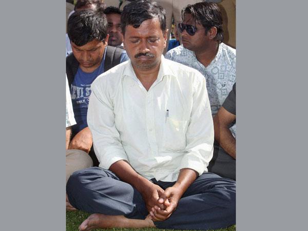 Kejriwal: Went to Rajghat for meditation