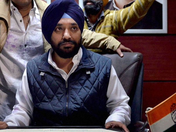Arvinder Singh Lovely hits out at BJP