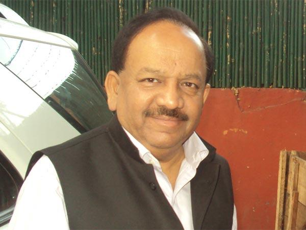 Harshvardhan appeals to support Modi