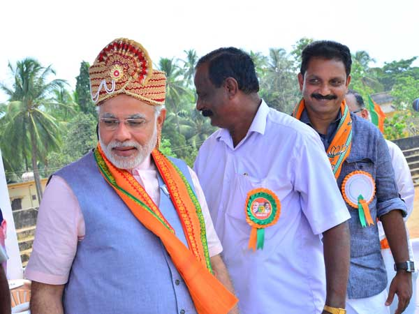 NDA set to get majority with 275 seats, claims opinion poll