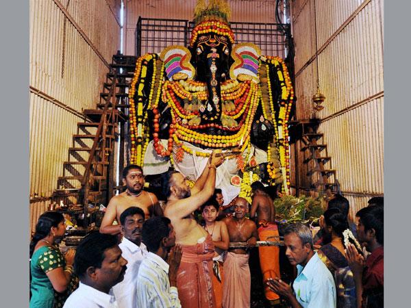Tamils celebrate New Year
