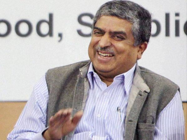 Give me 5 yrs to deliver promises, says Nilekani in his blog