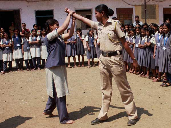 Empowering girls can curtail rape