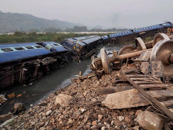 Assam train mishap