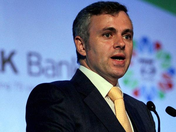 Omar hit out at PDP leaders over 'tie-up with BJP'
