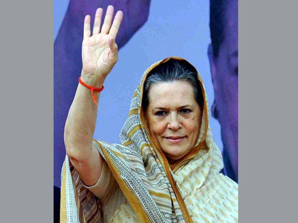 Sonia Gandhi rally in Telangana today