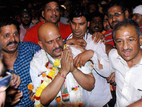Poll process kicks off in Varanasi; Cong's Ajay Rai files nomination