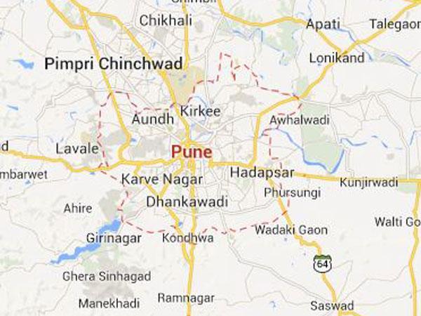 Defective EVM in Pune detected