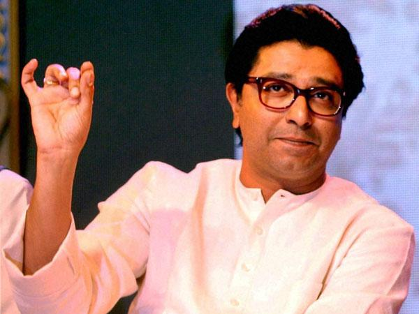 Angry man Raj Thackeray frowns,says one shouldn't compare Guj and Maha