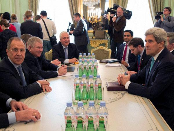 France, Germany discuss Ukraine