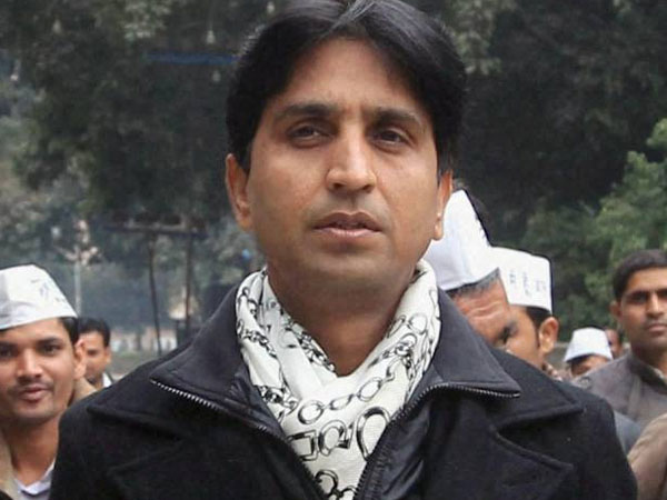 FIR against Vishwas for staging dharna