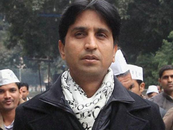 FIR against Vishwas for staging dharna