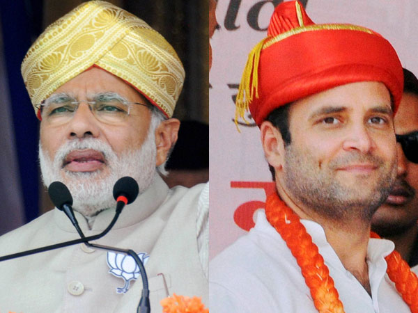 Rahul, Modi take on each other in Assam