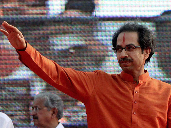 Uddhav Thackeray hits out at Pawar
