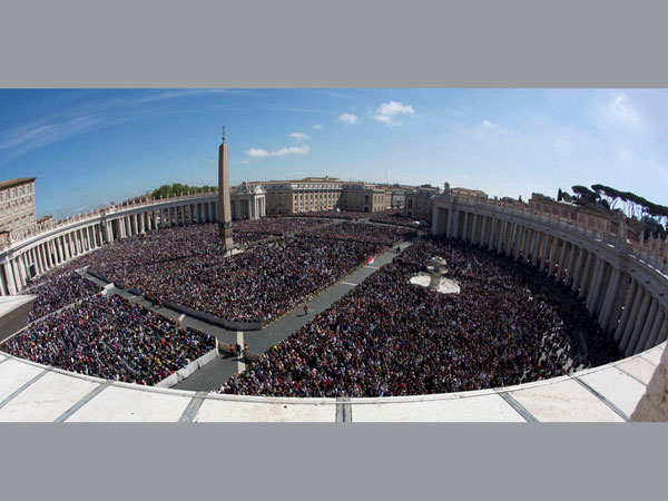 Vatican City celebrates Easter
