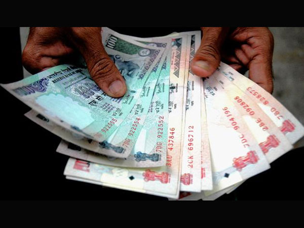 Rs 50 lakh seized from political worker