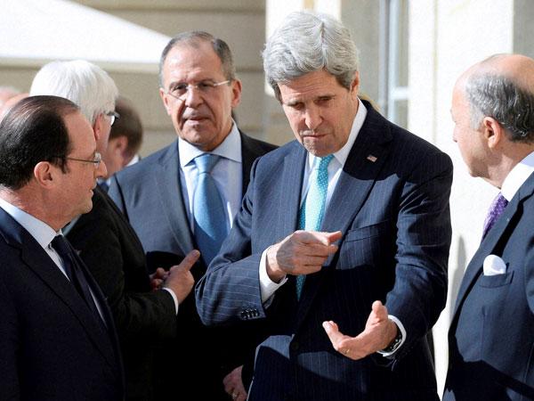 Kerry wants Russia to help Ukraine