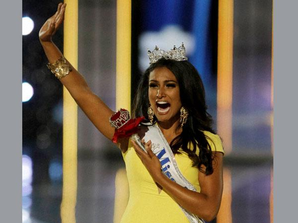 Miss America to defence of teen who asked her for a dance
