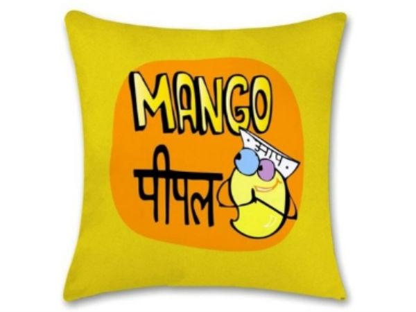 Mango people's cushion!