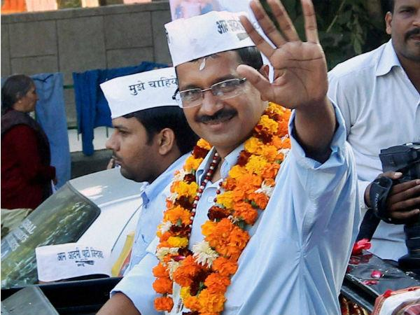 Kejriwal to file his nomination today