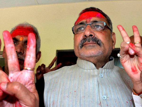 Giriraj Singh granted anticipatory bail