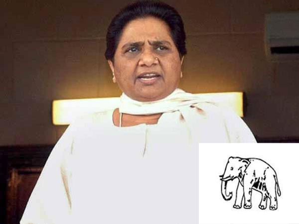 Mayawati tells dalits to vote for her unitedly
