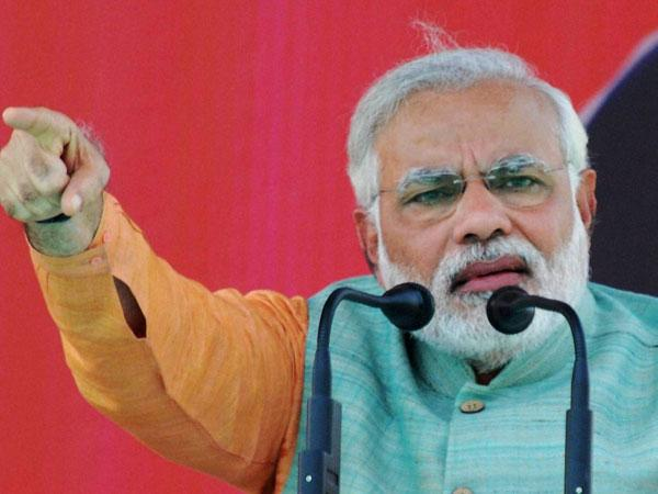 3D rally: Modi says Cong shouldn't take people for granted