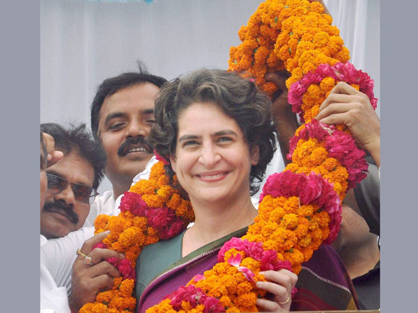 I'm not going to Varanasi: Priyanka