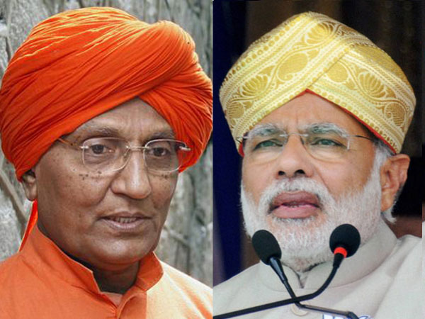 Swami Agnivesh takes a U-turn on Modi
