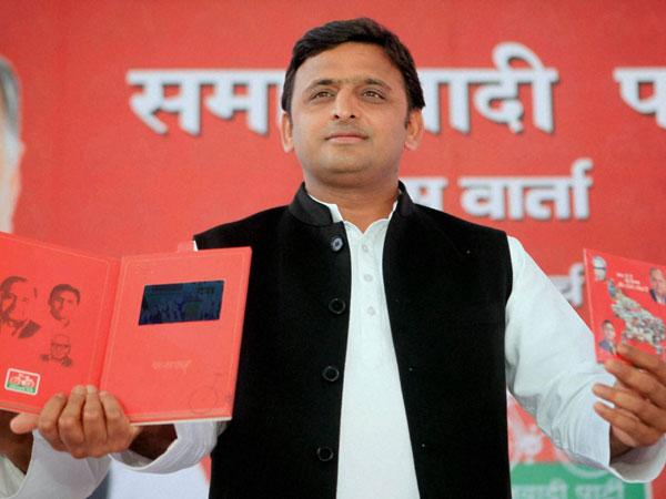 Akhilesh: Modi a Model of Dividing India
