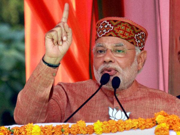 Modi in Himachal