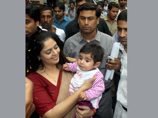 "There's no ""Modi wave"" in country: Nagma"